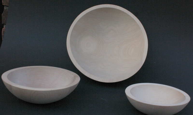 Heritage Products Wooden Bowls